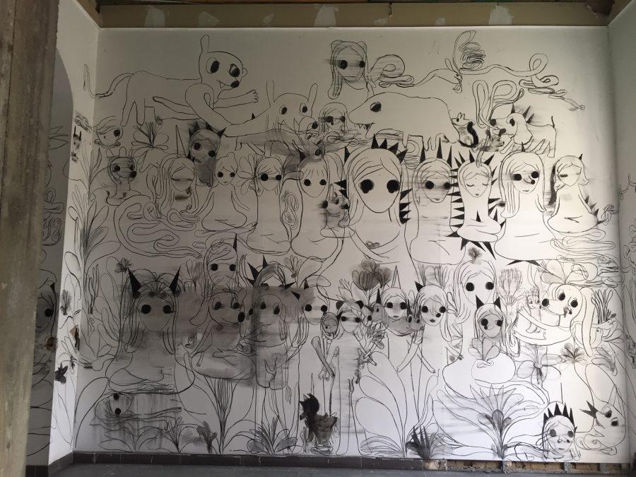 Izložba u Pančevu