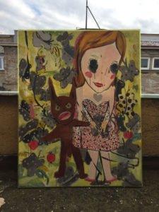 Tatjana Milosevic Paintings